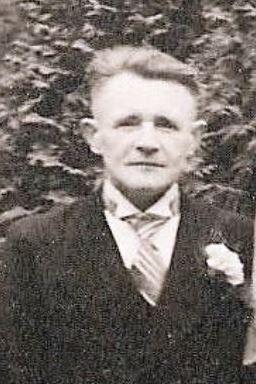 Gerardus Johannes (Gerard) Voorhuis 20-01-1907