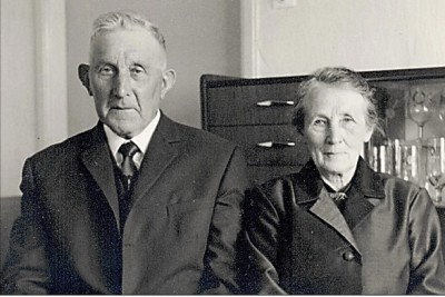 Gerardus Johannes Ruël en Geertruida Gesina Steunebrink op BekHannes in Lattrop