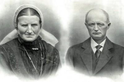 Gerardus Joannes Bartels en Aleida Nijhof Deurningen