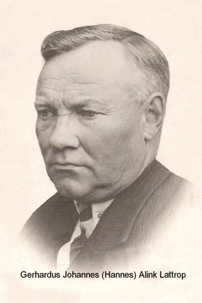 Hannes Alink Lattrop