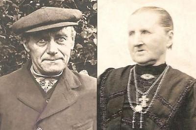 Gerhardus Johannes Huisken en Euphemia Nijhof Breklenkamp