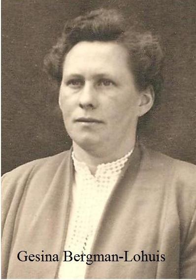 Gesina Bergman-Lohuis Breklenkamp