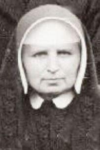 Gezina Maria (Sina) Zwiep (Zr. Hermana) 1893-1976