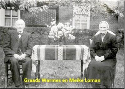 Graads Warmes en Meike Loman Breklenkamp