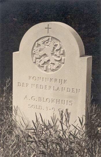 Grafsteen Gerard Blokhuis Lattrop