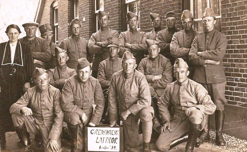 Grenswacht Lattrop 06-06-1939