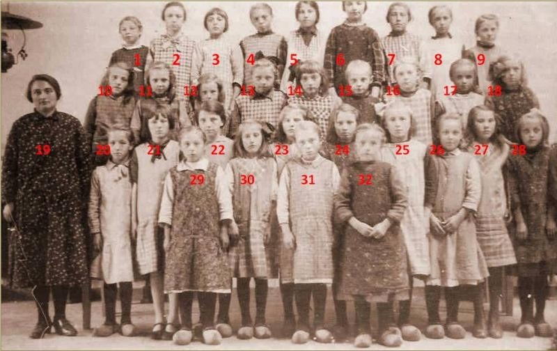 Handwerkles RK Lagere School Lattrop ca 1929