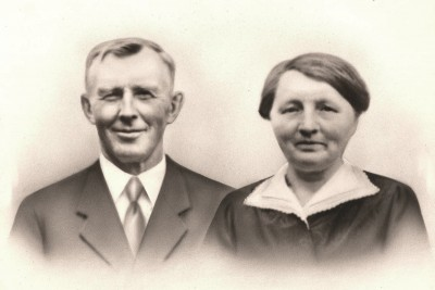 Hannes Fox en Marie Rerink Lattrop