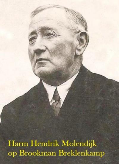 Harm  Hendrik  Molendijk  (Brookman)