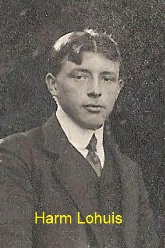 Harm Lohuis Breklenkamp geb 27-06-1897