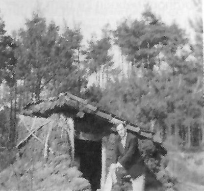 Herbouw kommiezenhut aan de Vrijdijk met van Huizen
