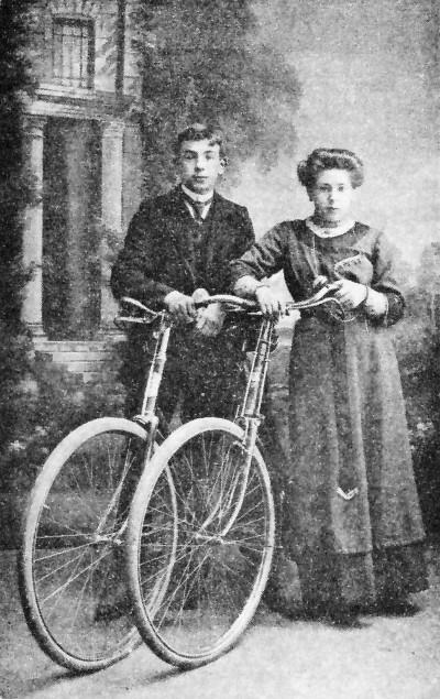 Herman Pikkemaat en zijn vrouw Johanna Wilhelmina Pot