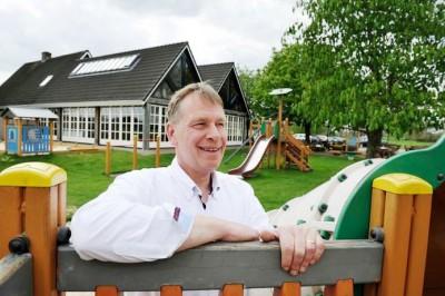 Herman Rouwers op Weghuis in Klein Agelo
