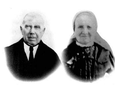 Hermannus Bruns en Johanna Lansink Lattrop