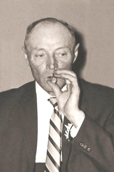 Hermannus Fransiscus (Frenske) Muntel 1894-1974 (op 'GetJan-Jans' Lattrop)