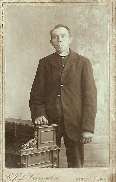 Hermannus Johannes (Herman  Jan) Keukeler Ongehuwd Lattrop (1841-1912)