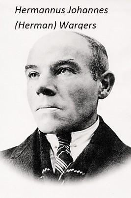 Hermannus Johannes (Herman) Wargers (1895-1947) op Leemhuis in Noord Deurningen