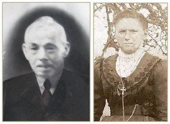 Hermanus Johannes Hulsmeijers (1872-1939) en Geertruida Tijscholte (1870-1920)