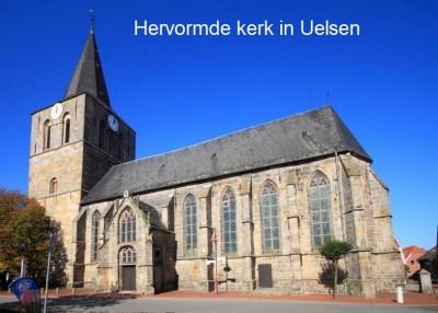 Hervormde kerk in Uelsen