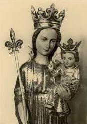 H Maria troosteres der bedrukten