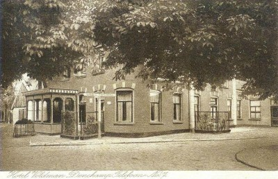 Hotel Veldman in Denekamp