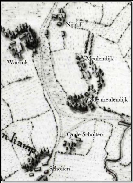 Hottingerkaart 1773-1794