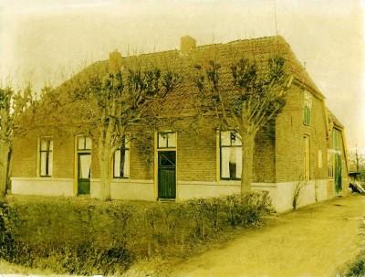 Huis  familie Wigger (schilder) Lattrop (voorheen Jongkindhuis)