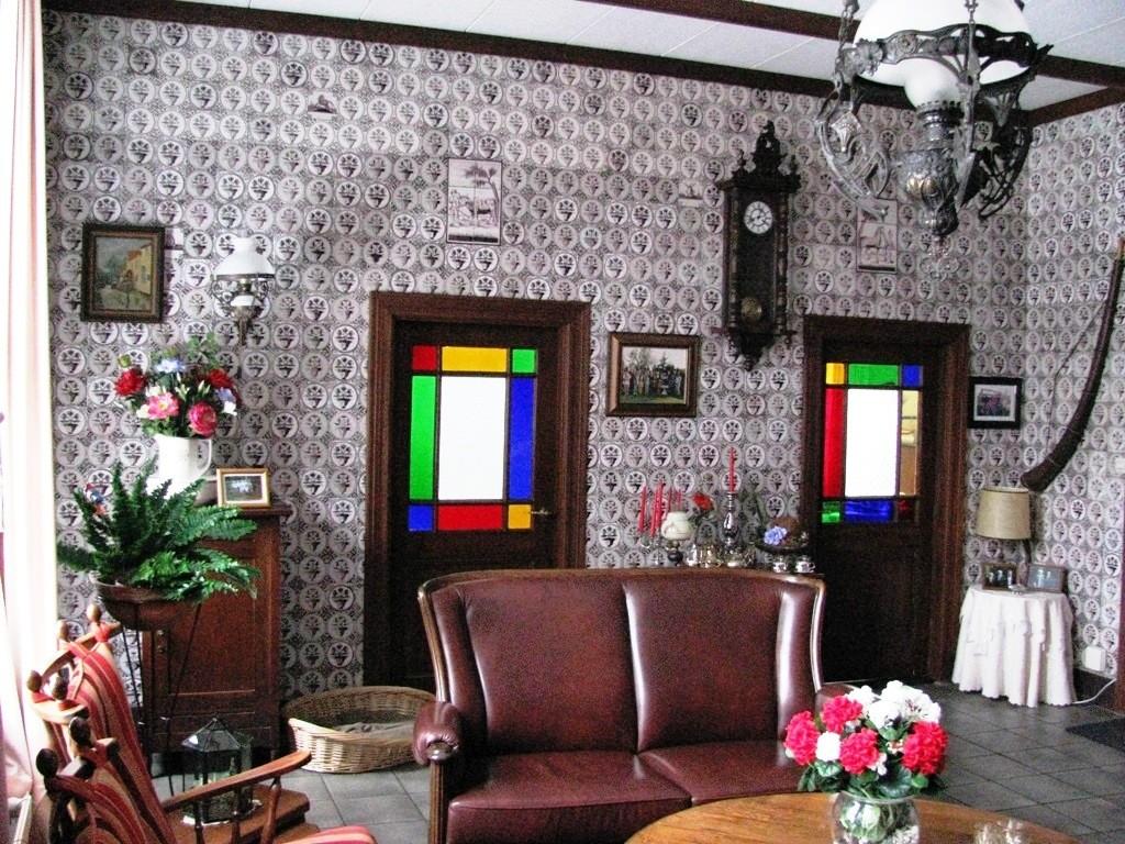 Interieur mooie kamer fam Scholte Lubberink (Lubberman) Lattrop anno 2010 (1)