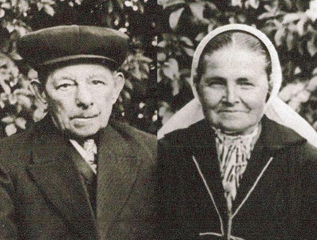 Jens Roelofs en Leida Wyferink op Roolsboer Lattrop