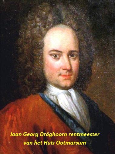Joan Georg Dröghoorn rentmeester van het Huis Ootmarsum