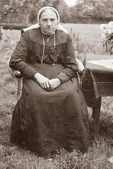 Johanna Keukeler ev Hermannus Johannes Pikkemaat Lattrop 1857-1949