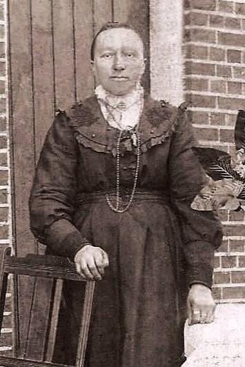 Johanna Maria Haamberg (1880-1930) op Bulthuis Lattrop