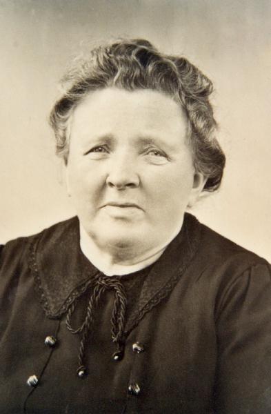 Johanna Maria (Hanna) Blokhuis-Groener, moeder van Annie Blokhuis