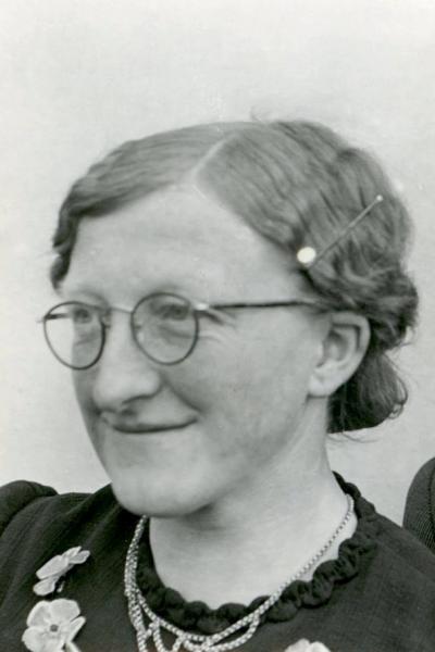 Johanna Maria (Hanna) Warmes Breklenkamp