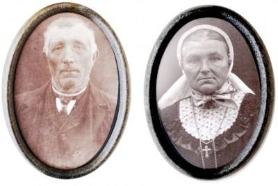 Johannes Roelink en Hendrika Maria Braakhuis Vootsmid  Lattrop