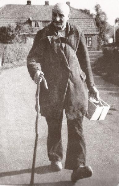 Johannes Vedder, bijgenaamd KattenJans