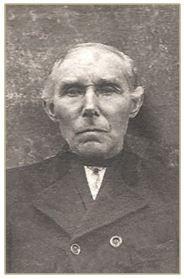 Johannes Fox (Veld Kaptein) 1859-1940