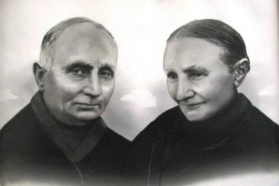 Johannes Kloeze en Johanna Maria Nijhuis Groot Agelo