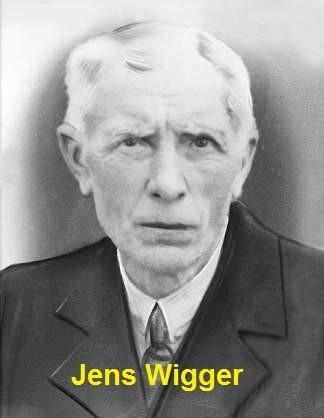 Johannes (Jens) Wigger Lattrop 1865-1945