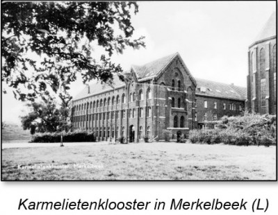 Karmelietenklooster in Merkelbeek (L)