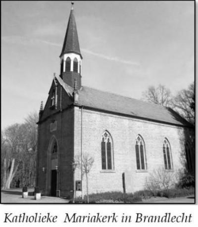 Katholieke  Mariakerk in Brandlecht