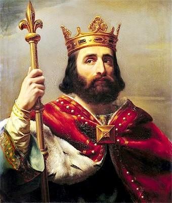 Keizer Karel de  Grote