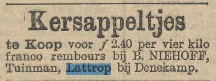 Het nieuws van de dag 29 september 1910