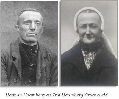 Herman Haamberg en Trui Groeneveld