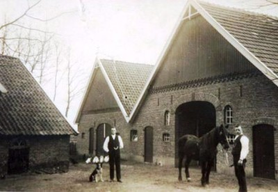 Boerderij Niehoff (Sniere Beand) in Lattrop