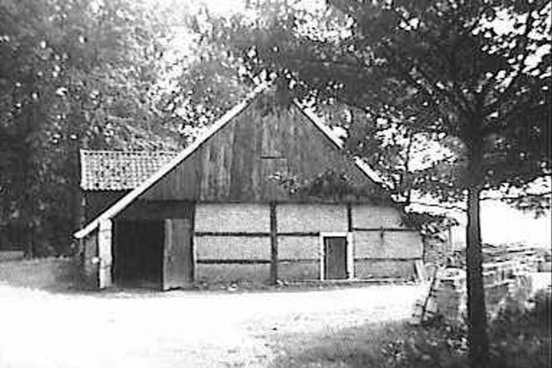 Kopgevel Schuur Scholte Lubberink (Lubberman) Lattrop
