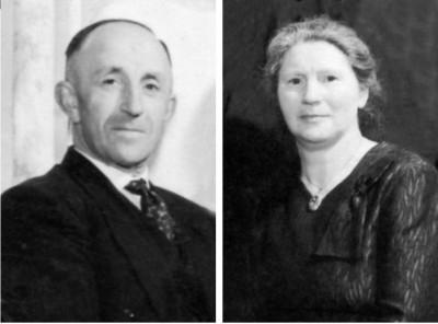 Lambert Scholten en Johanna Weersmann  Breklenkamp