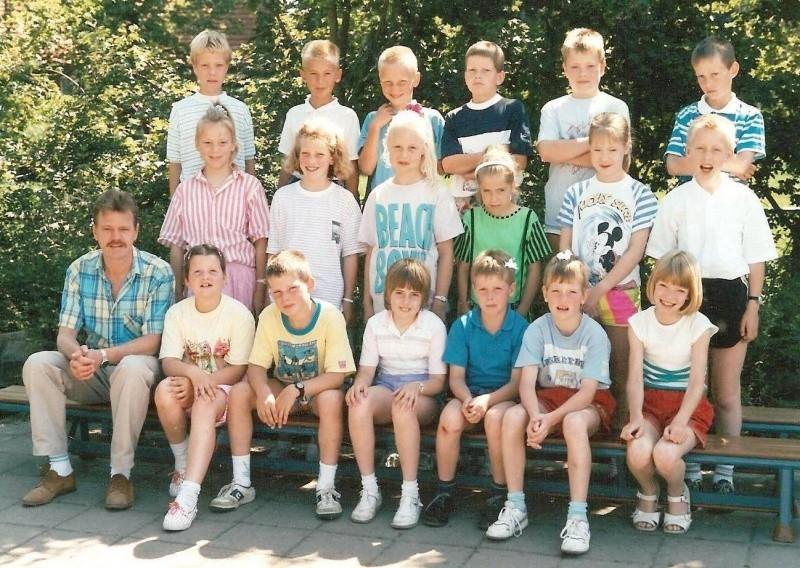 Lattrop Schooljaar 1988-1989 groep 5 en 6