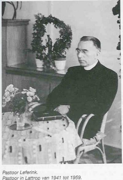 Leferink BH pastoor te Lattrop 1941-1959