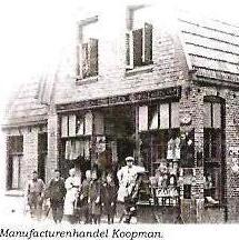 Manufacturenhandel Koopman in Tilligte